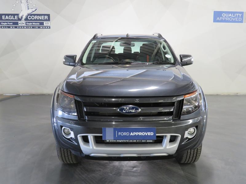 Ford Ranger 3.2 D Wildtrak 4X2 D/cab At Image 16
