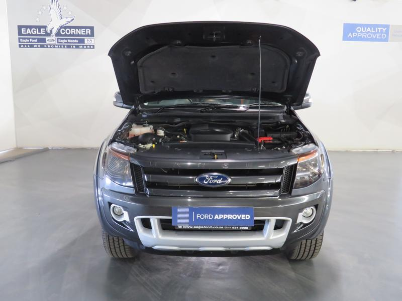 Ford Ranger 3.2 D Wildtrak 4X2 D/cab At Image 17