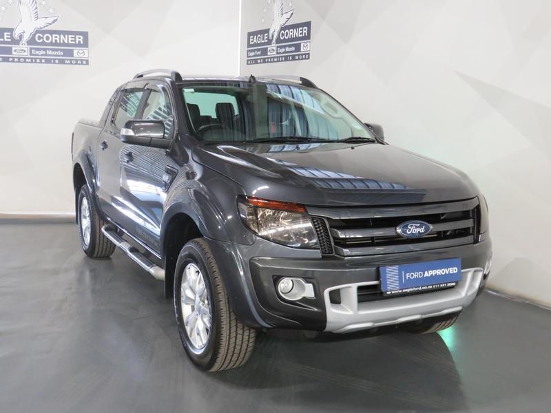Ford Ranger 3.2 D Wildtrak 4X2 D/cab At Image 2