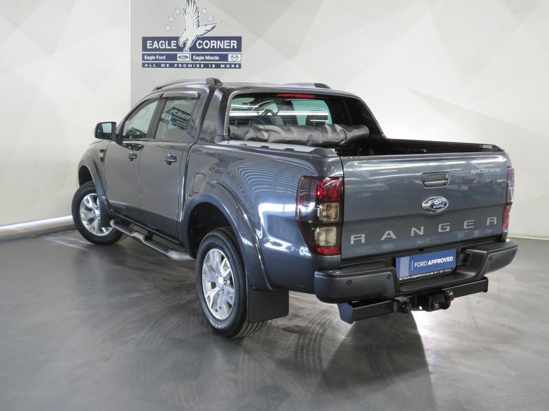 Ford Ranger 3.2 D Wildtrak 4X2 D/cab At Image 20