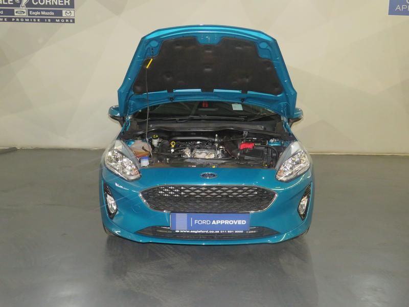 Ford Fiesta 1.0 Ecoboost Trend Image 16