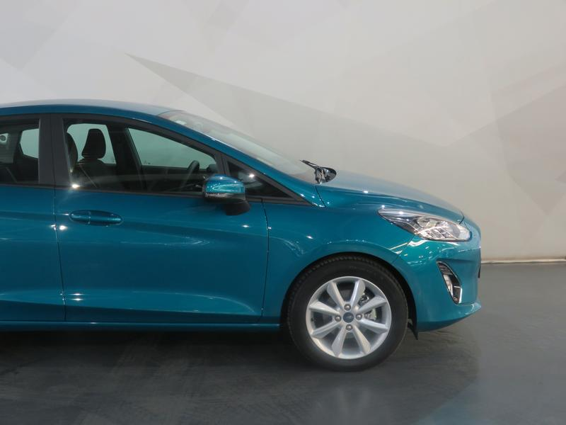 Ford Fiesta 1.0 Ecoboost Trend Image 4