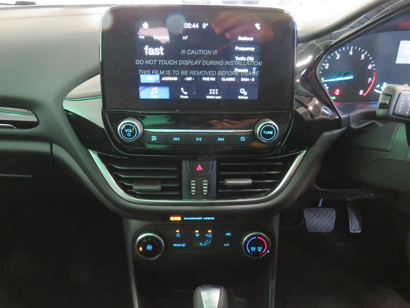 Ford Fiesta 1.0 Ecoboost Trend Powershift Image 10