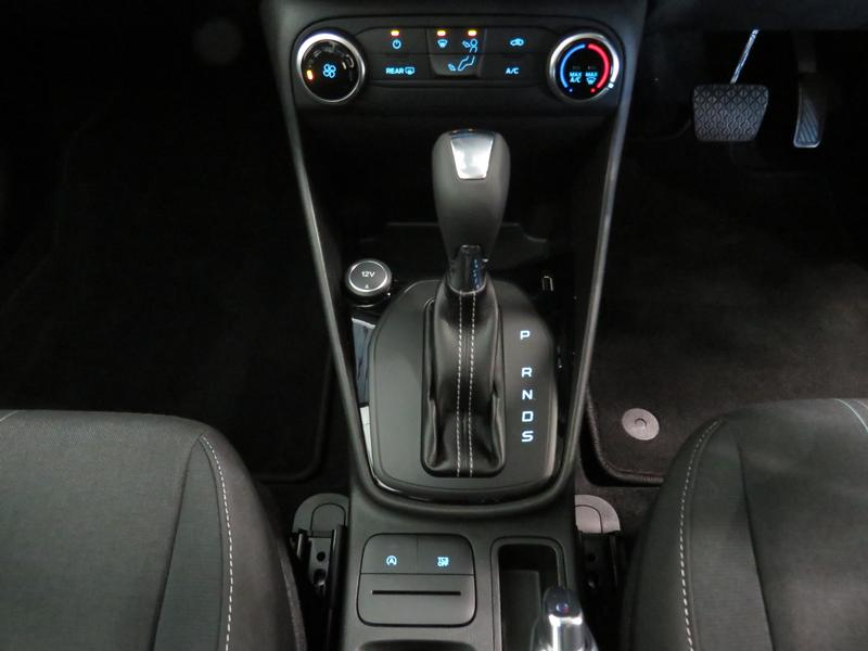 Ford Fiesta 1.0 Ecoboost Trend Powershift Image 11