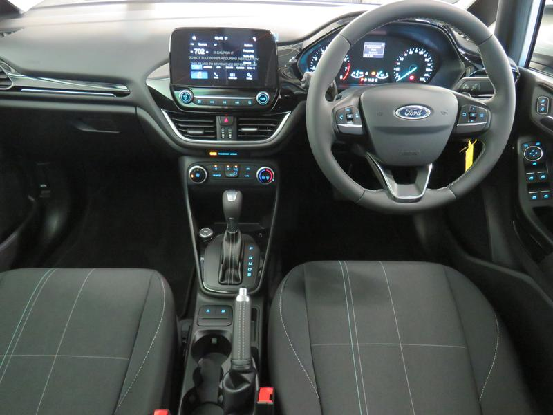 Ford Fiesta 1.0 Ecoboost Trend Powershift Image 13