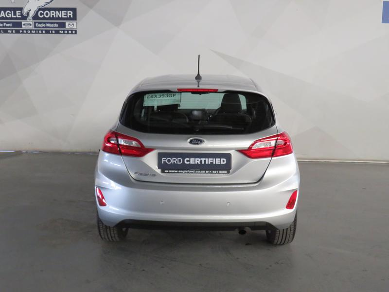Ford Fiesta 1.0 Ecoboost Trend Powershift Image 18