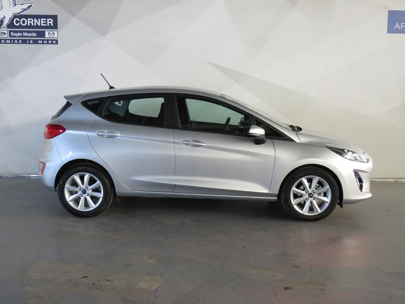 Ford Fiesta 1.0 Ecoboost Trend Powershift Image 2