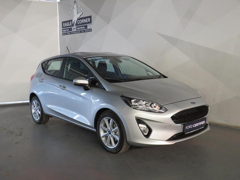Ford Fiesta 1.0 Ecoboost Trend Powershift Image 3