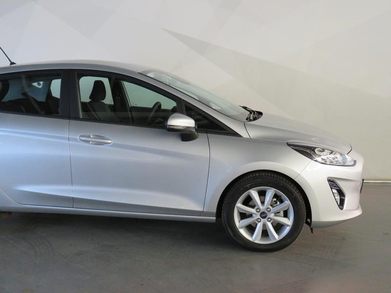 Ford Fiesta 1.0 Ecoboost Trend Powershift Image 4