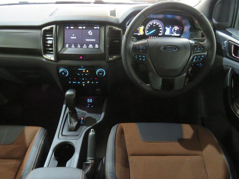 Ford Ranger 3.2 Tdci Wildtrak 4X2 D/cab At Image 13