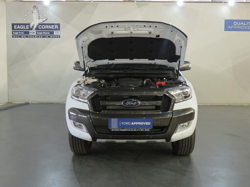 Ford Ranger 3.2 Tdci Wildtrak 4X2 D/cab At Image 17