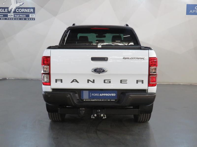 Ford Ranger 3.2 Tdci Wildtrak 4X2 D/cab At Image 18