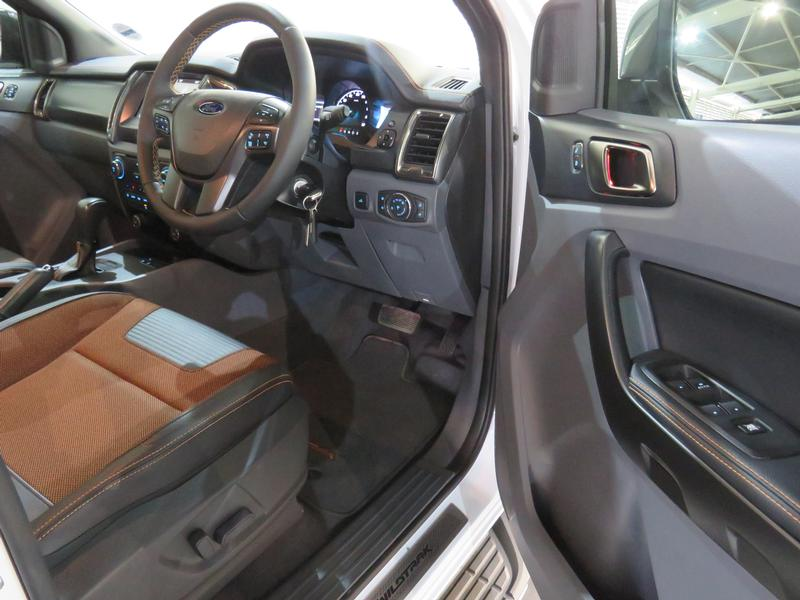 Ford Ranger 3.2 Tdci Wildtrak 4X2 D/cab At Image 7