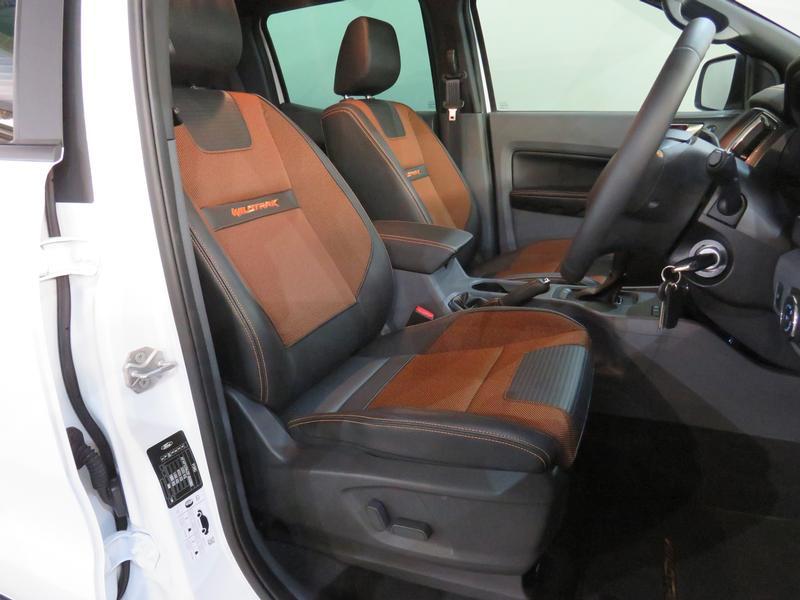 Ford Ranger 3.2 Tdci Wildtrak 4X2 D/cab At Image 8