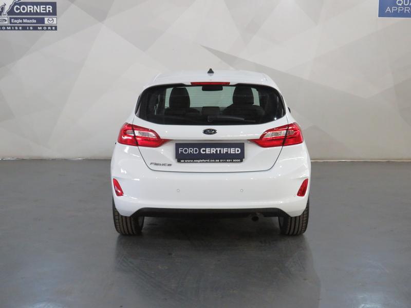 Ford Fiesta 1.0 Ecoboost Titanium At Image 18