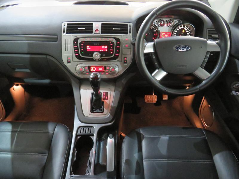 Ford Kuga 2.5 Turbo Titanium Awd At Image 12