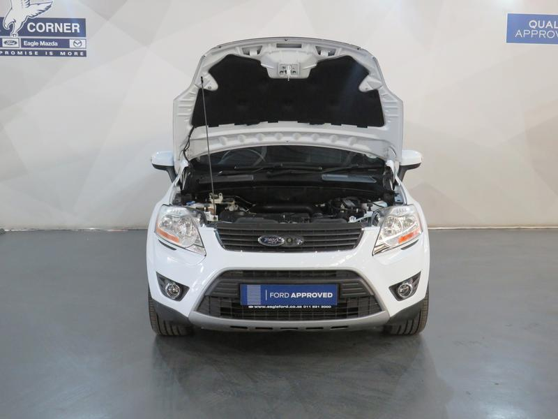 Ford Kuga 2.5 Turbo Titanium Awd At Image 16