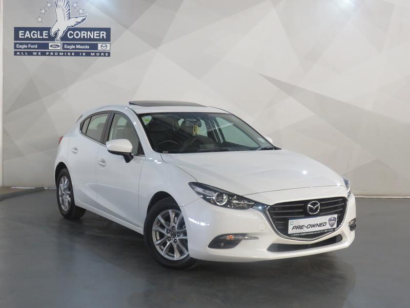 Mazda 3 2.0 Individual 5-Door At