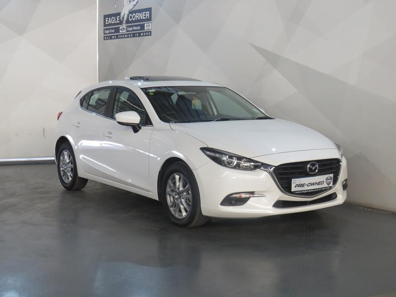 Mazda 3 2.0 Individual 5-Door At Image 3