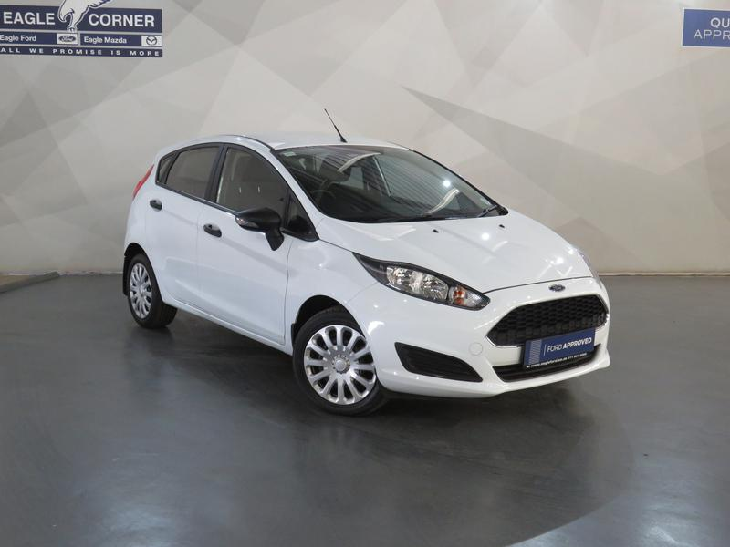 Ford Fiesta 1.0 Ecoboost Ambiente