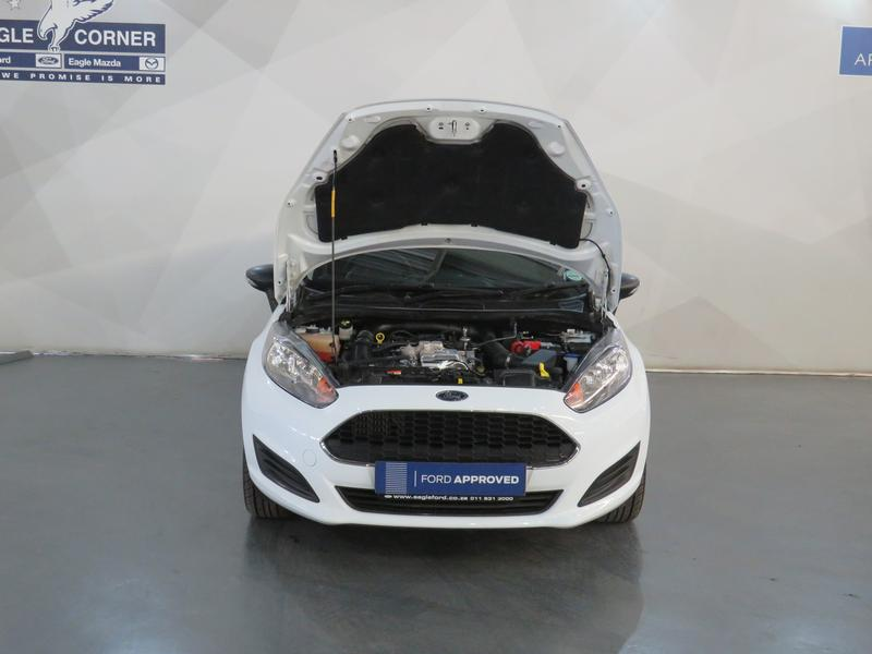 Ford Fiesta 1.0 Ecoboost Ambiente Image 17
