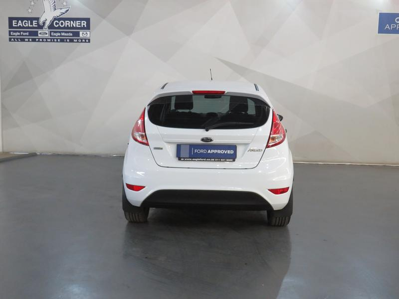Ford Fiesta 1.0 Ecoboost Ambiente Image 18