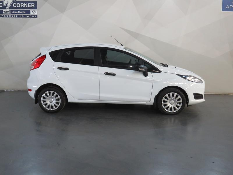 Ford Fiesta 1.0 Ecoboost Ambiente Image 2