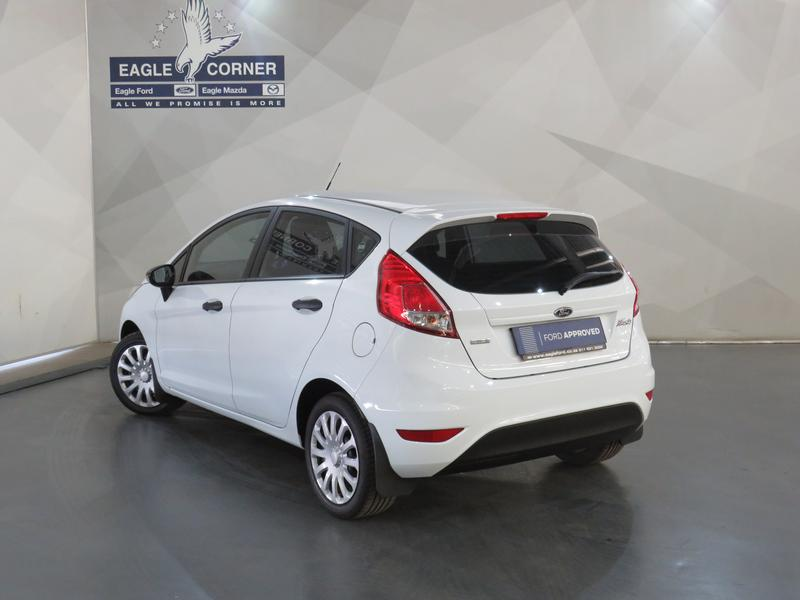 Ford Fiesta 1.0 Ecoboost Ambiente Image 20