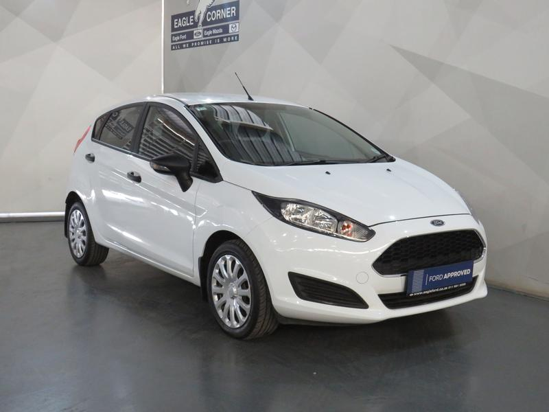 Ford Fiesta 1.0 Ecoboost Ambiente Image 3
