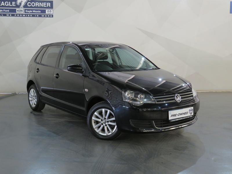 Volkswagen Polo Vivo Hatch 1.4 Trendline Tiptronic