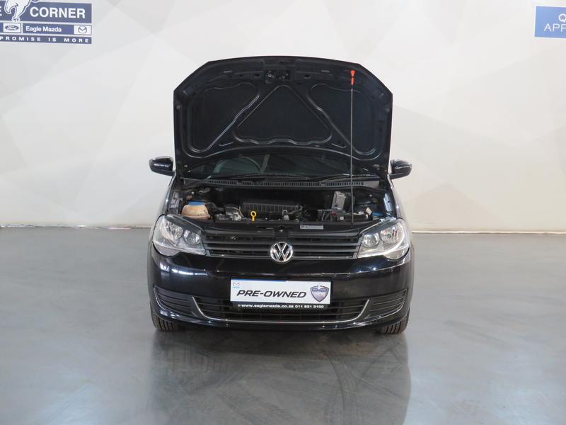 Volkswagen Polo Vivo Hatch 1.4 Trendline Tiptronic Image 17