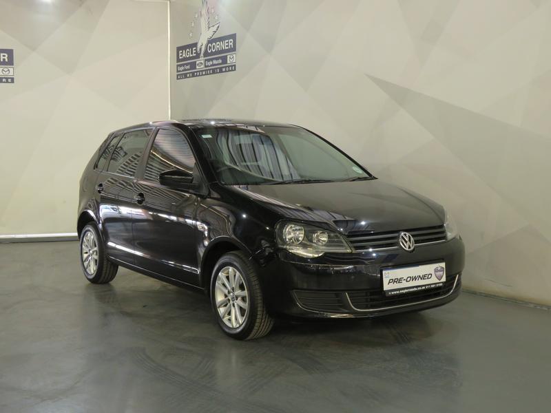 Volkswagen Polo Vivo Hatch 1.4 Trendline Tiptronic Image 3