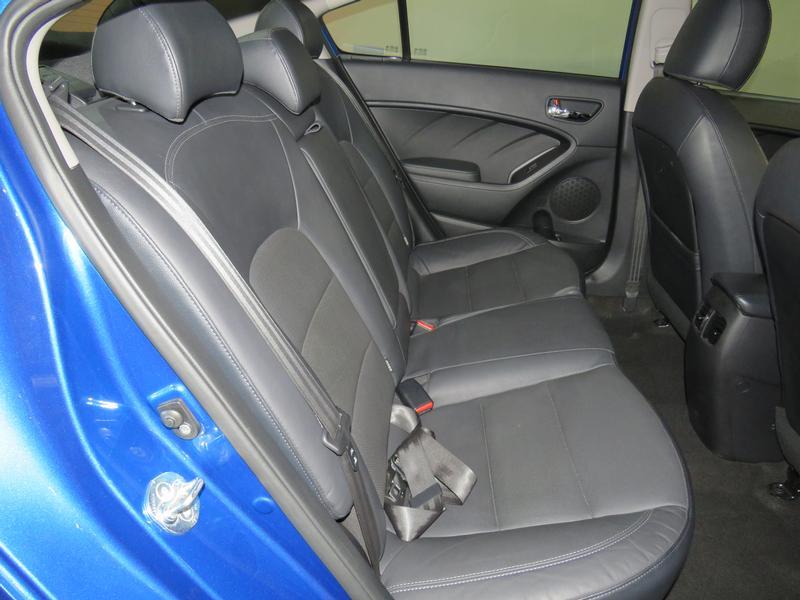 Kia Cerato 2.0 Sx 4-Door At Image 15