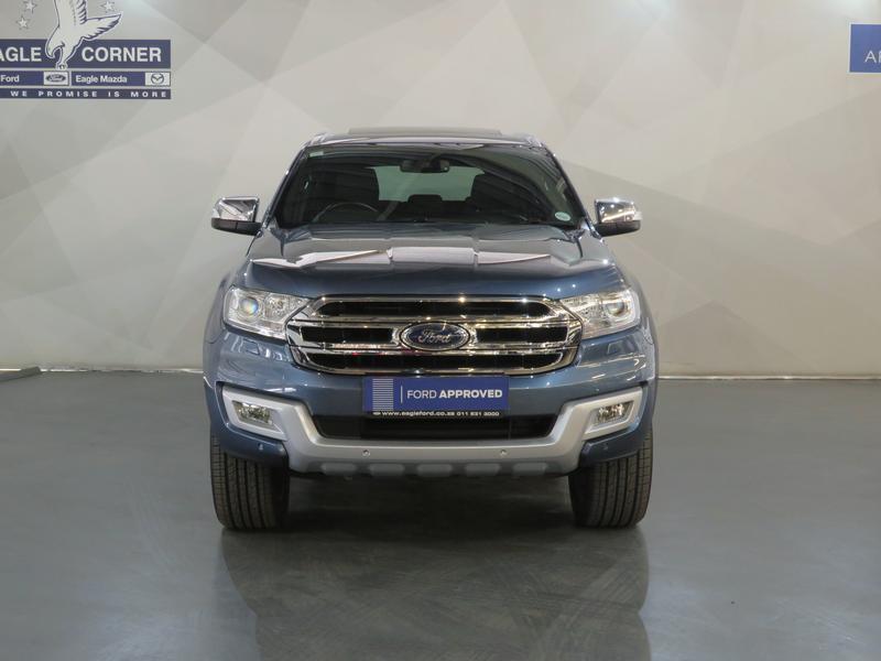 Ford Everest 3.2 Tdci Ltd 4X4 At Image 16