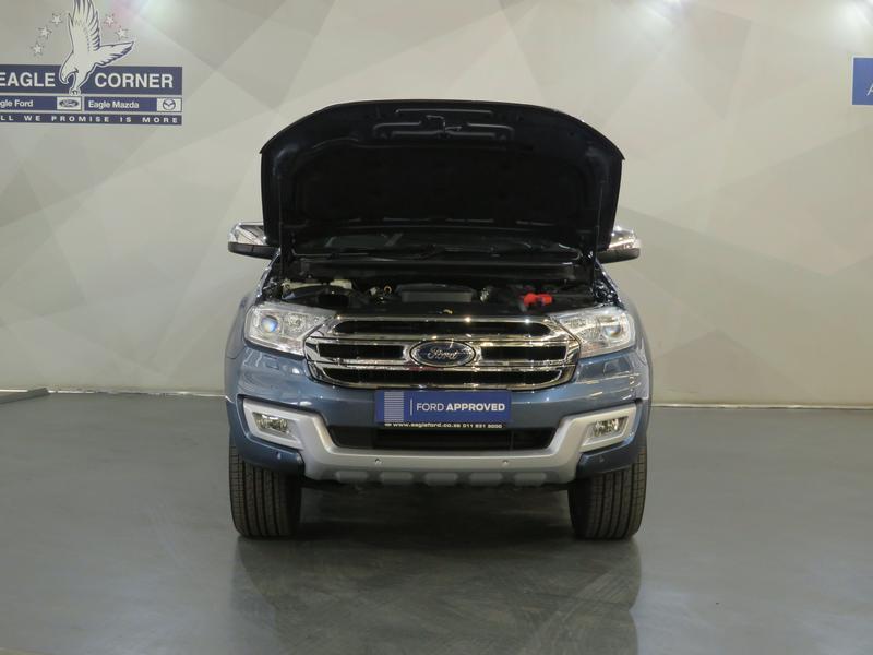 Ford Everest 3.2 Tdci Ltd 4X4 At Image 17