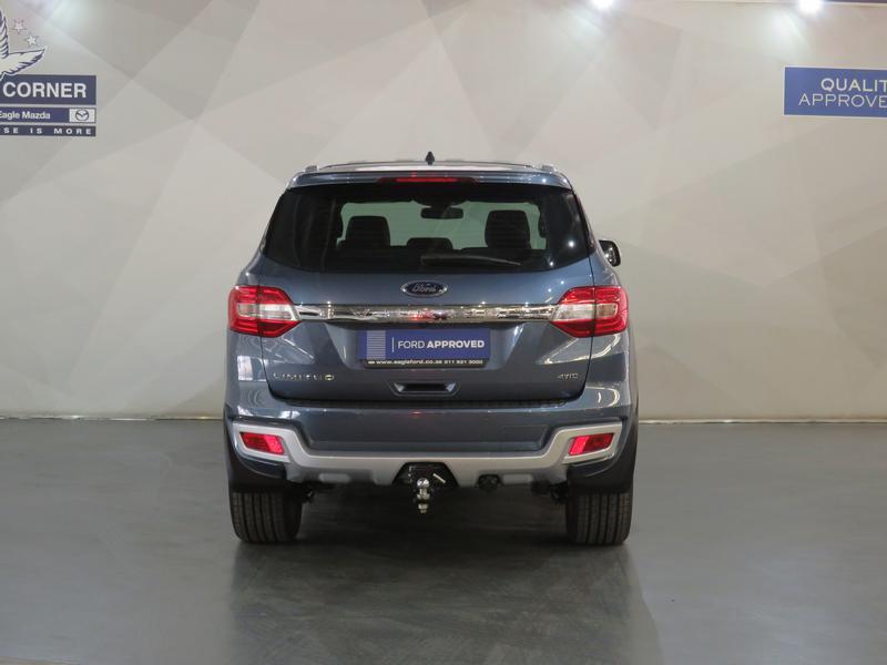 Ford Everest 3.2 Tdci Ltd 4X4 At Image 18
