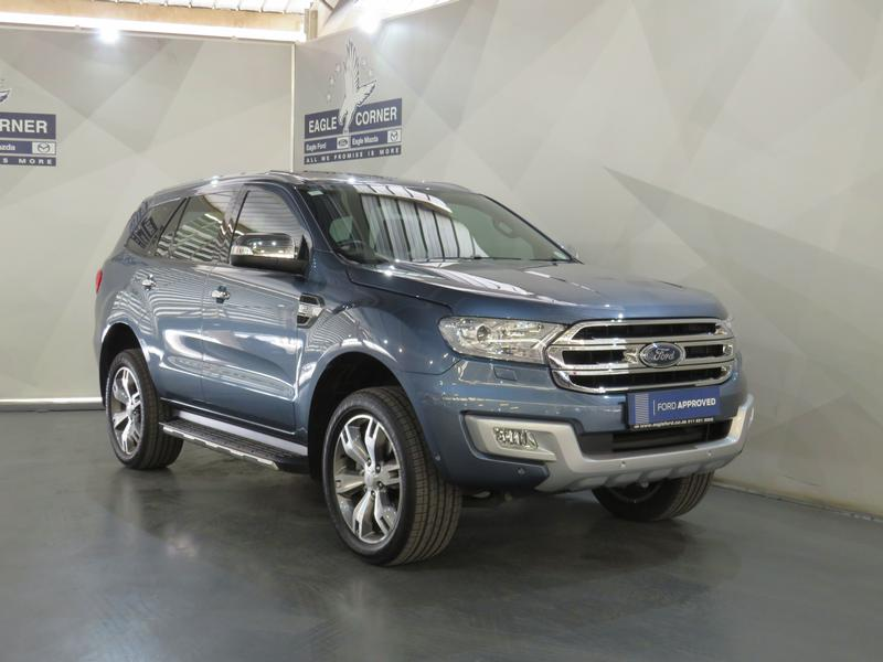 Ford Everest 3.2 Tdci Ltd 4X4 At Image 3