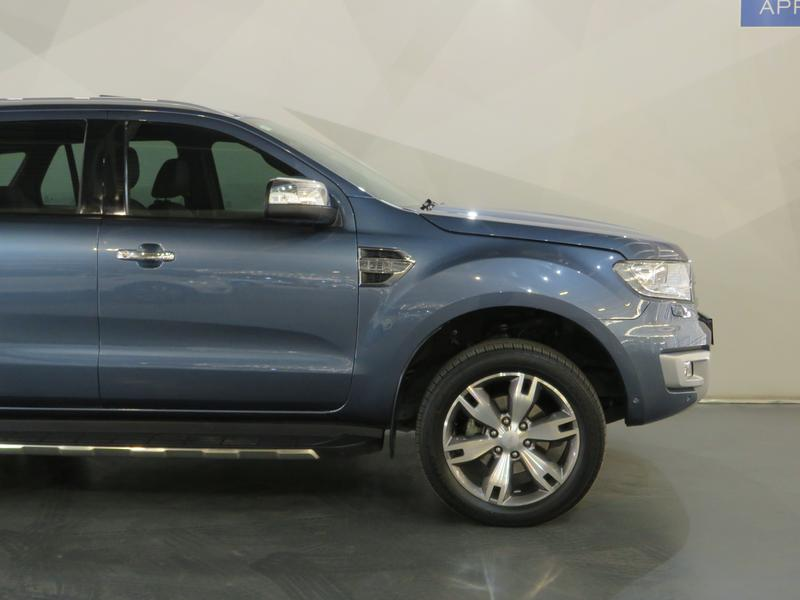 Ford Everest 3.2 Tdci Ltd 4X4 At Image 4