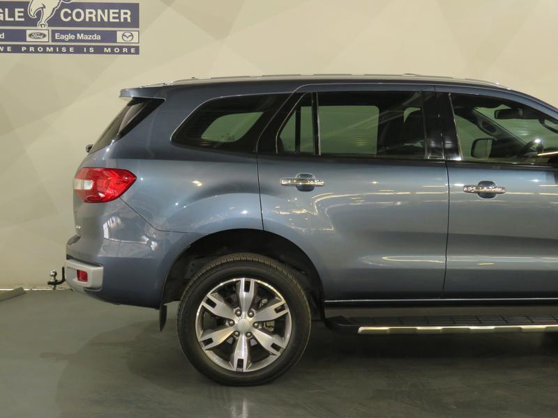 Ford Everest 3.2 Tdci Ltd 4X4 At Image 5