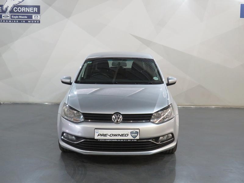 Volkswagen Polo 1.2 Tsi Highline Image 16