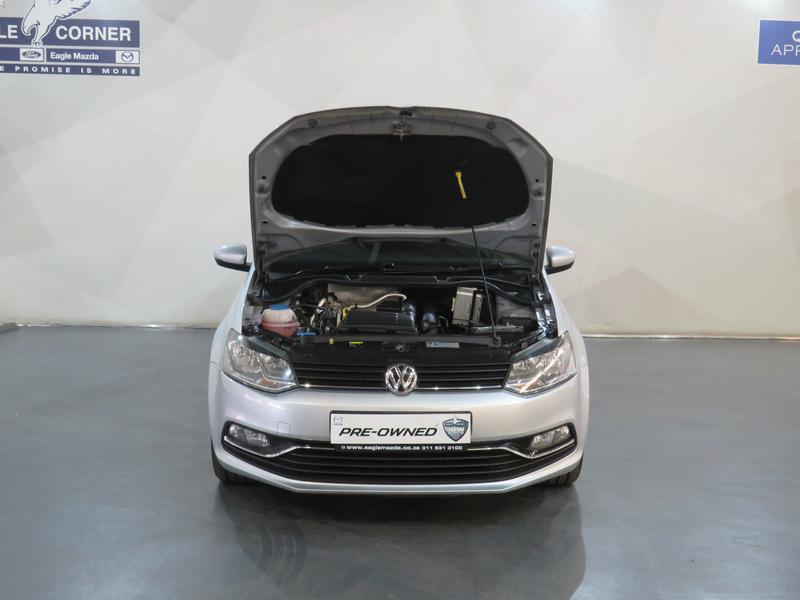 Volkswagen Polo 1.2 Tsi Highline Image 17