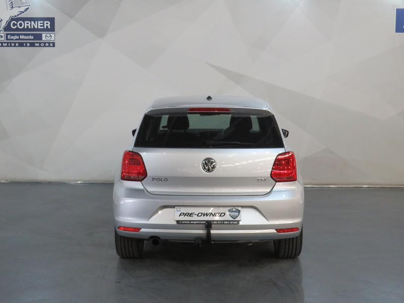 Volkswagen Polo 1.2 Tsi Highline Image 18