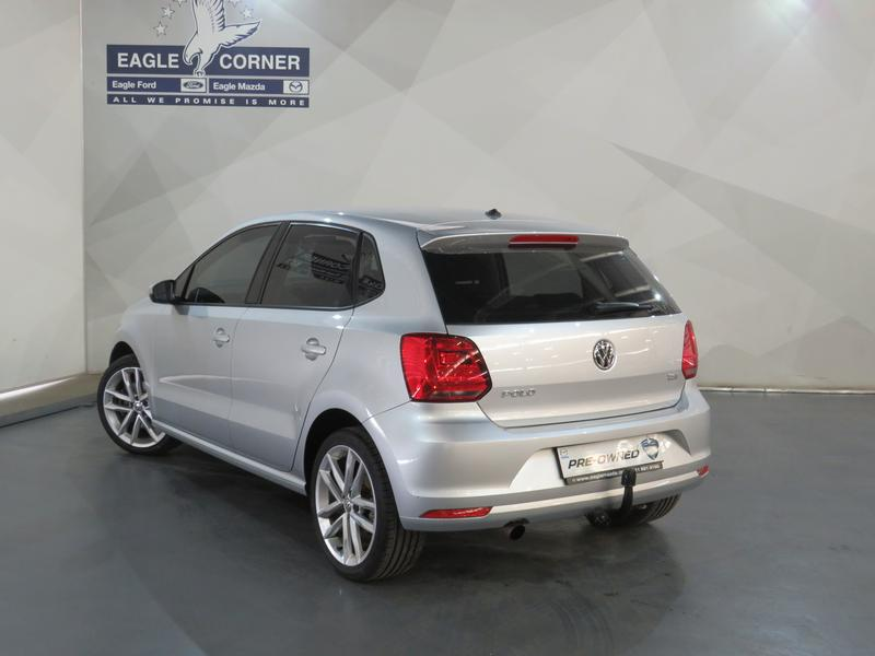 Volkswagen Polo 1.2 Tsi Highline Image 20