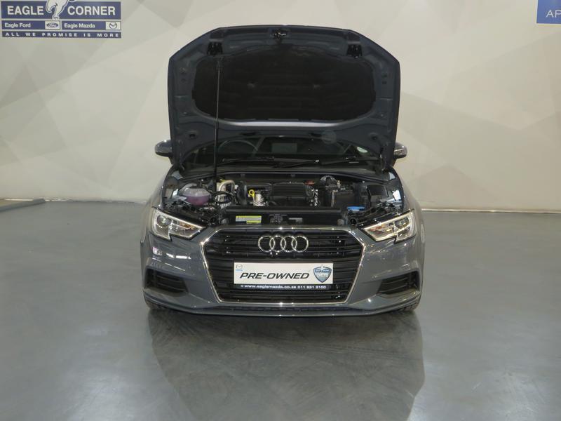 Audi A3 Sedan 1.0 Tfsi S-Tronic Image 17