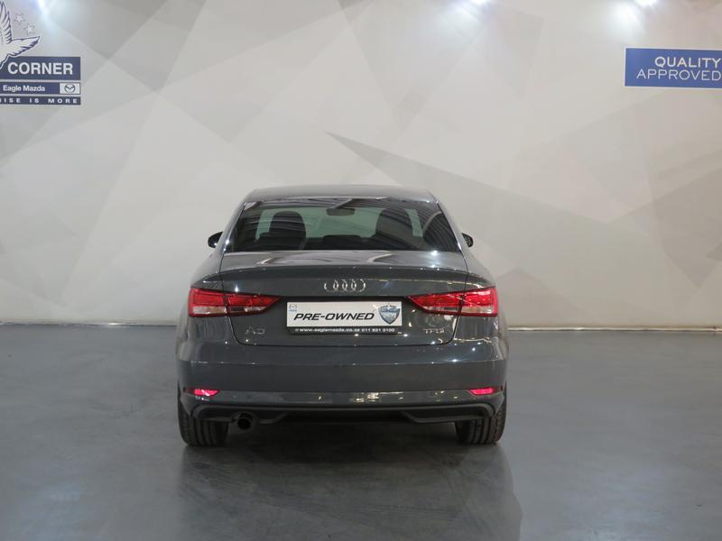 Audi A3 Sedan 1.0 Tfsi S-Tronic Image 18