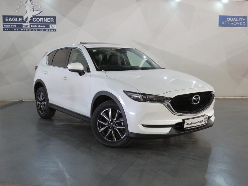Mazda CX-5 2.5 Individual Awd At