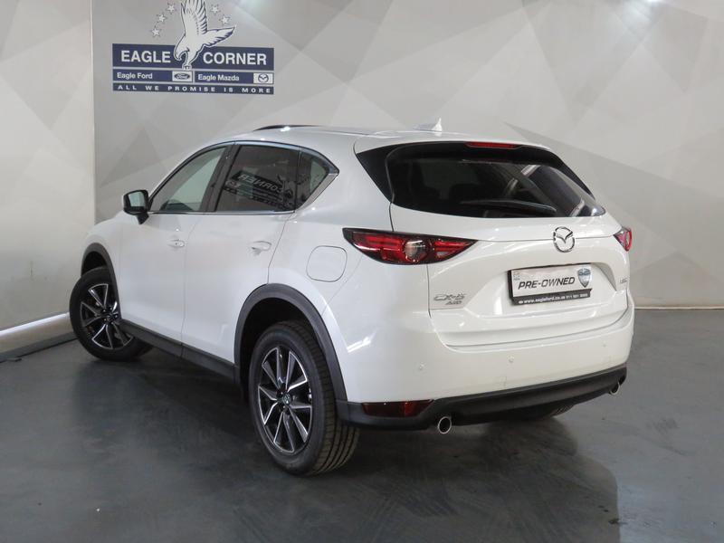 Mazda CX-5 2.5 Individual Awd At Image 20