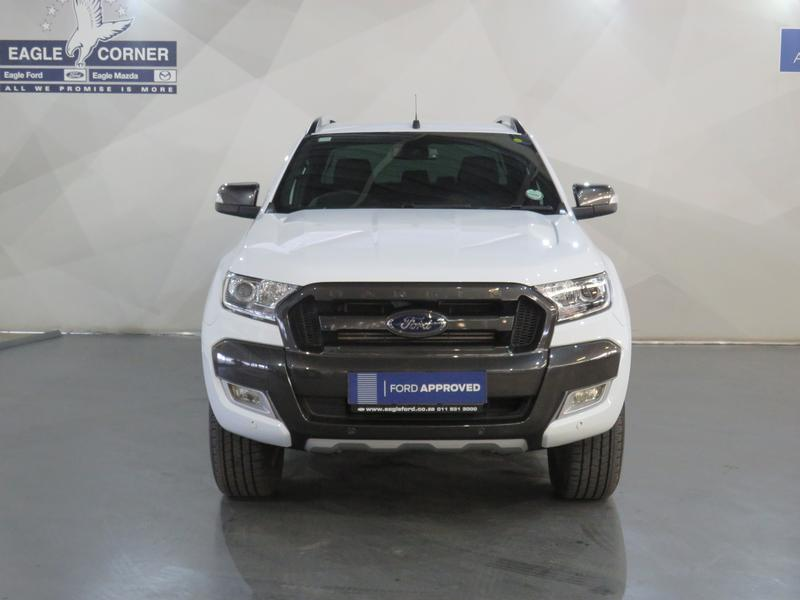 Ford Ranger 3.2 Tdci Wildtrak 4X4 D/cab At Image 15