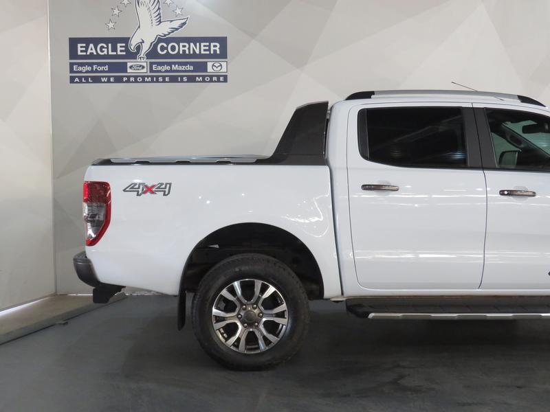 Ford Ranger 3.2 Tdci Wildtrak 4X4 D/cab At Image 5