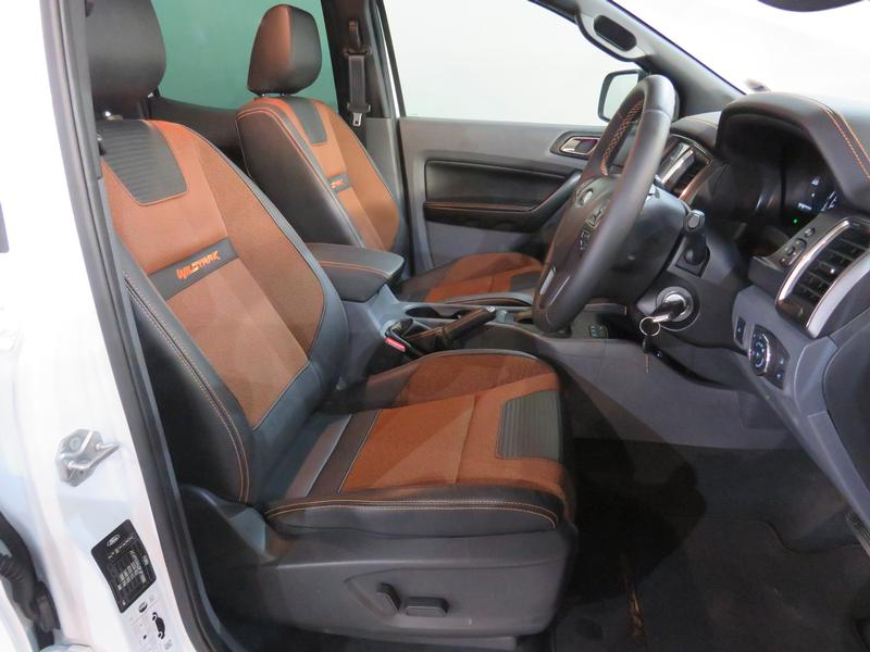 Ford Ranger 3.2 Tdci Wildtrak 4X4 D/cab At Image 8